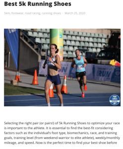 start a running blog 7